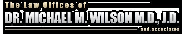 The Law Offices of Dr. Michael M. Wilson M.D., J.D. & Associates - Footer Logo